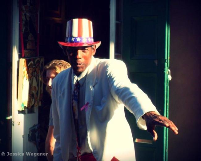 New Orleans, French Quarter.