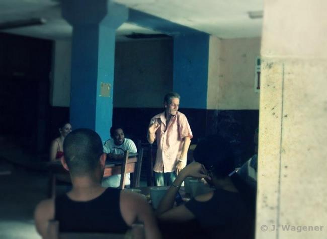 Cuba, Havana Vieja.