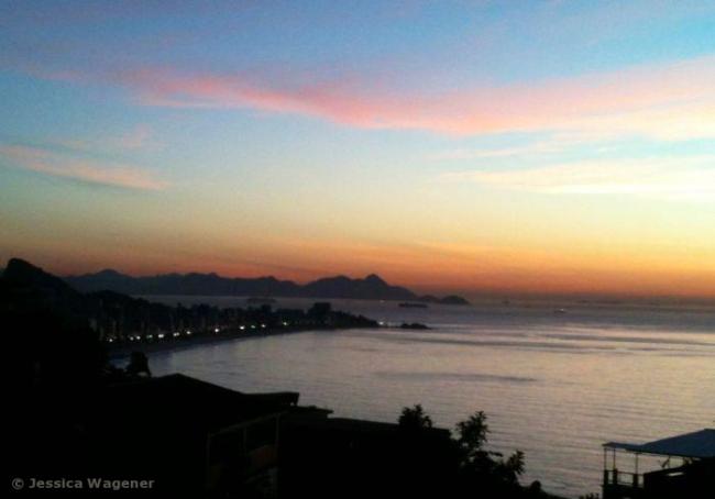 Rio de Janeiro, Vidigal.