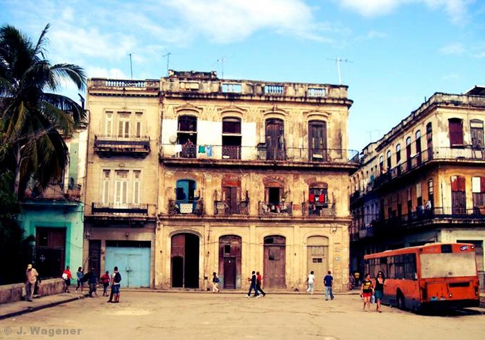 Cuba, Havanna.